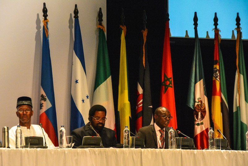 Summit of African and Diaspora Mayors