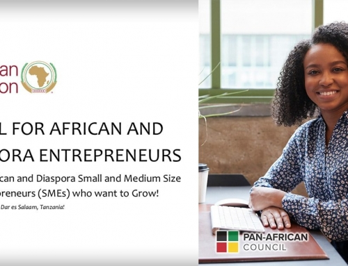 AU Call for African and Diaspora Entrepreneurs