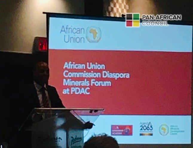 African Union Diaspora Minerals Forum