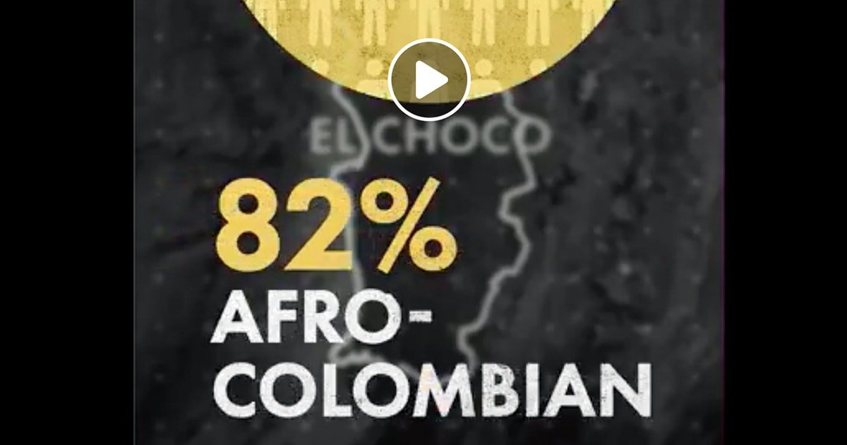 Pan-African Council Afro-Colombian Documentary