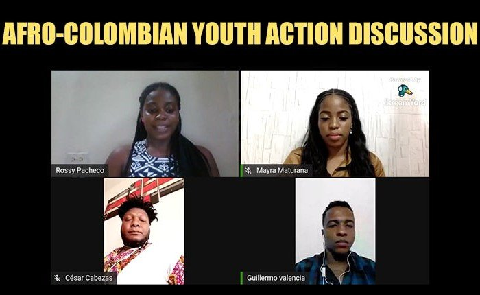Afro-Colombian Youth Action