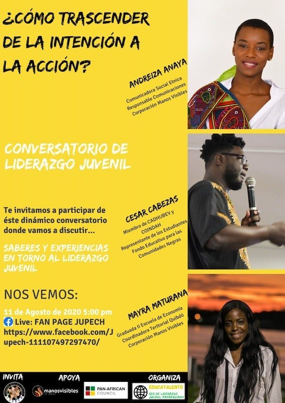 Afro Colombian Youth Discussion