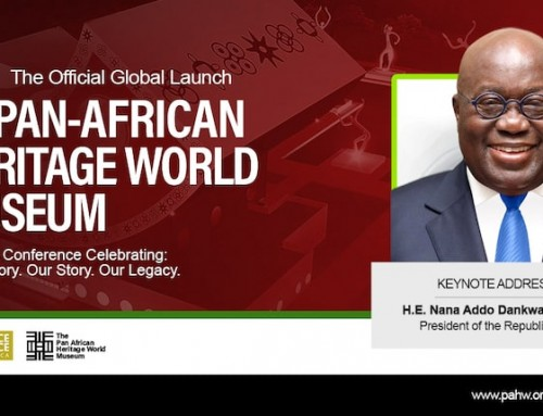 Global Leaders Convene for the Launch of the Pan-African Heritage World Museum