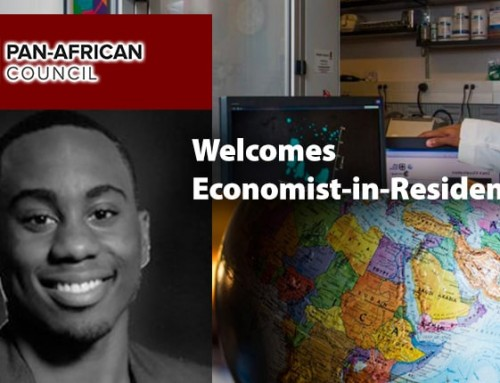 PAC Welcomes New Economist-in-Residence