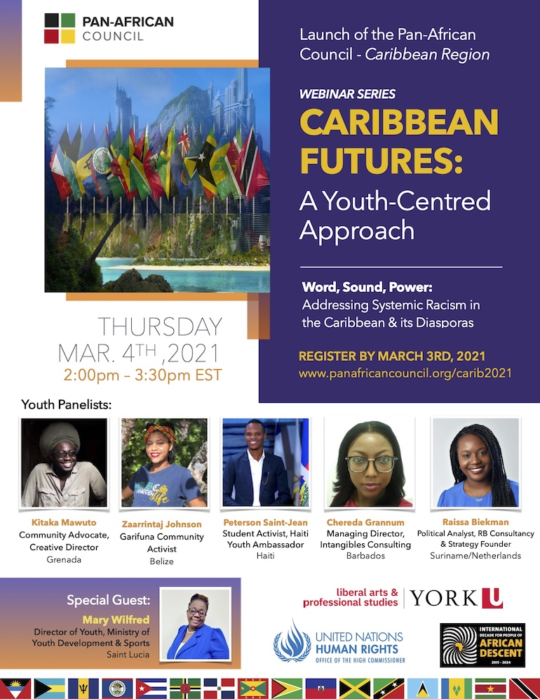 Caribbean Futures: A Youth Centred Approach
