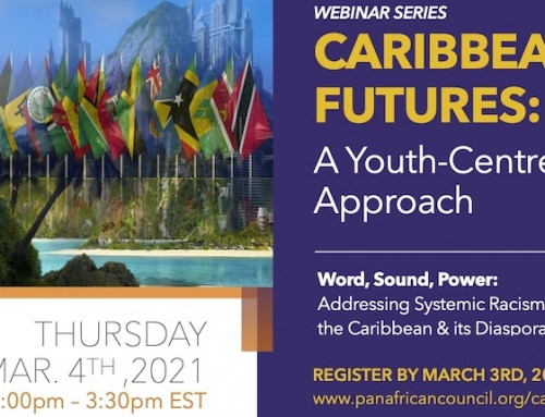 Caribbean Futures: A Youth Centred Approach – PAC Caribbean Launch